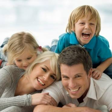 Rodinné vztahy s dětmi